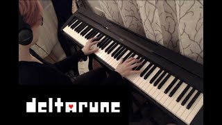 Before the Story - Deltarune (Piano Cover)