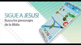 Follow JC Go, un Pokémon Go pero católico