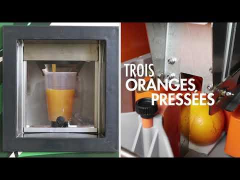 l'Orangerie de Paris - Version courte