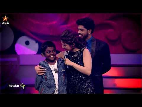4th Vijay Television Awards   6th May 2018 - Promo 8