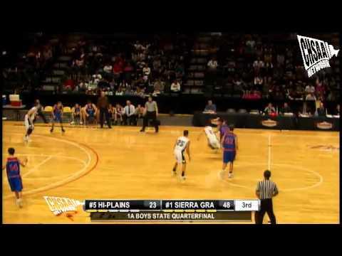 2012 CHSAA Boys Class 1A Semifinal - Sierra Grande vs Hi-Plains