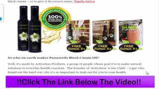 Panaseeda Black Cumin Oil Review - Is Activation Products Good?