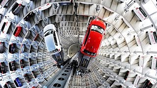 THE MOST UNUSUAL CAR PARKING THAT WILL BLOW YOUR MIND