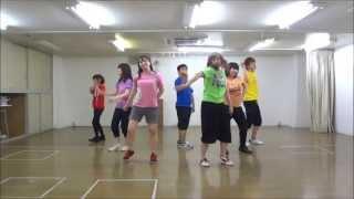 武道館公演決定記念に ℃-ute 『都会っ子 純情』 踊ってみた。 odotter公...
