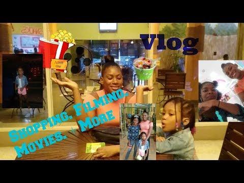 Vlog: Filming.shopping.movies+ more- Tutti Frutti