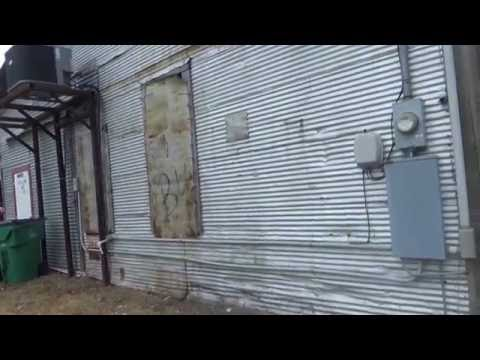 Small urban exploration in Luling, Texas.