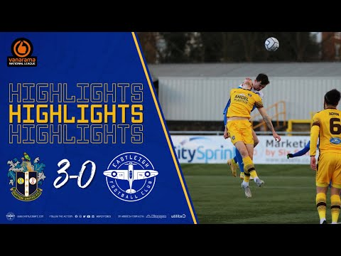 Sutton Eastleigh Goals And Highlights