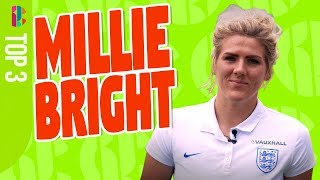Millie Bright | Her Top 3 Sides For The World Cup