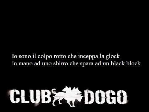 Club Dogo - Hardboiled (Sabotatori) con testo (lyrics) GOODSTORY BRO