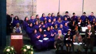 2015 MLK Convocation and Community Celebration Part 1 HD