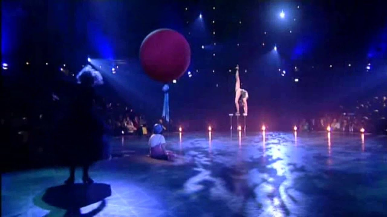 varekai cirque du soleil youtube