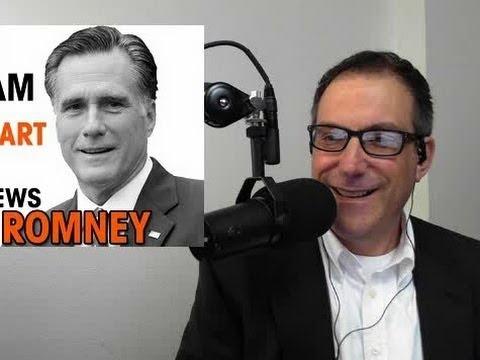 Mitt Romney Interview on Breitbart TV