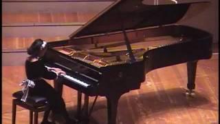 9years old pianist ハチャトゥリアン ソナチネKhachaturian Sonatina No.3