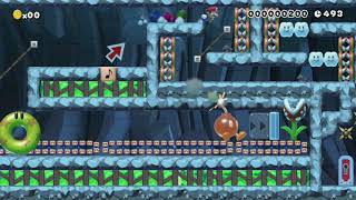 FUN SPEED RUN!6 by だいろ~る - Super Mario Maker - No Commentary