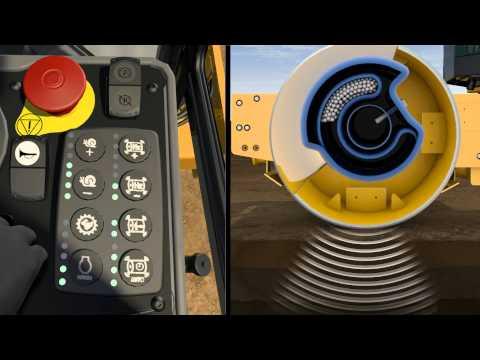 Cat® B-Series Vibratory Soil Compactors Video