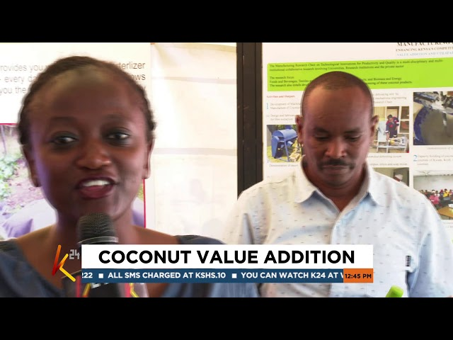Kenya to export corn, wheat and rice | K24 Inside Business with Caroline Njenga
