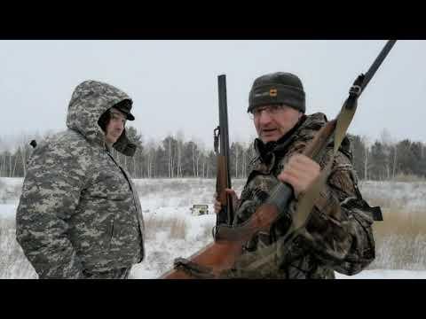 Резкость боя охотничьего оружия, кратко.