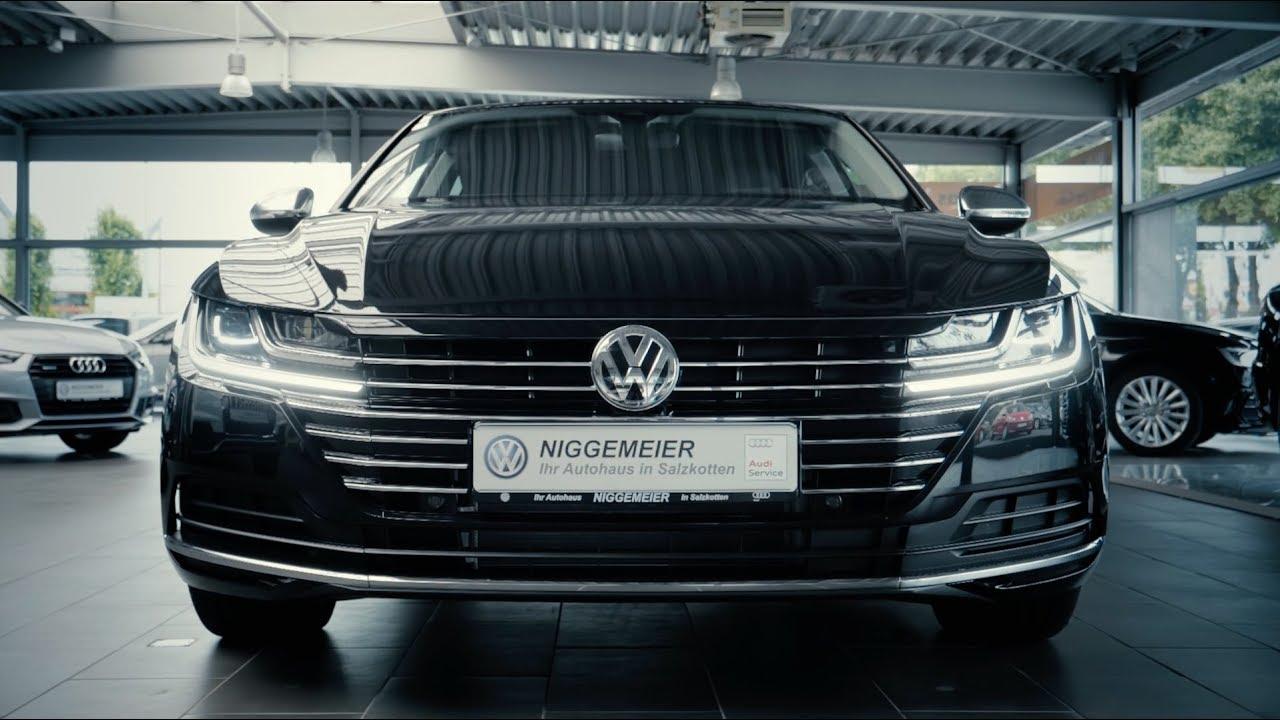 Niggemeier Salzkotten fahrzeugvideo der neue volkswagen arteon