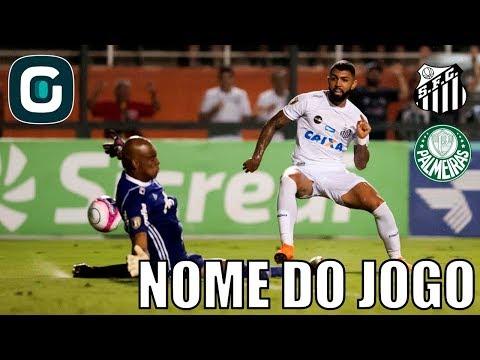 Santos 0x1 Palmeiras | Santos Cria, Mas Jailson é Nome Do Jogo- Gazeta Esportiva (26/03/18)