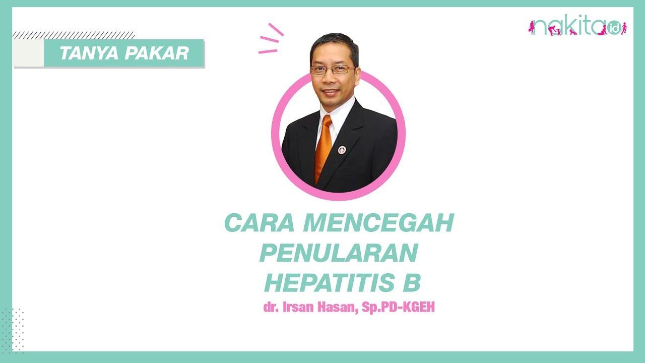 Tanya Pakar - Cara Mencegah Penularan Hepatitis B - YouTube