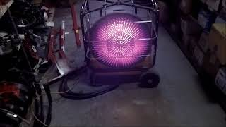 Video Val6 Radiant Heater - Testing Output Running in 50 degree Shop download MP3, 3GP, MP4, WEBM, AVI, FLV April 2018