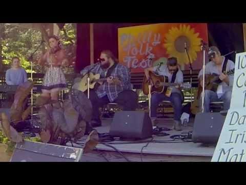 "Philly Folk Fest 2015: ""100% East Coast"" (Round 2)"