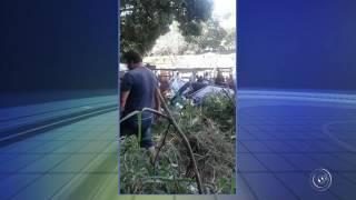 Casal morre em queda de avião na zona norte de Sorocaba  São Paulo  Sorocaba e Jundiaí  G1 3