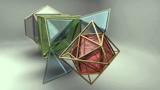 Morphohedron: Perfect geometry is the analogue for the perfect structure of matter