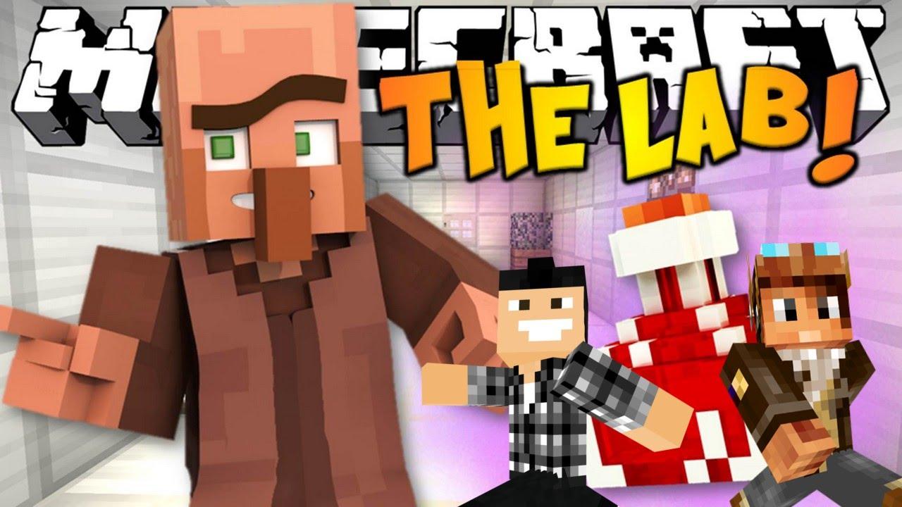 LE MINI JEU QUI RÉVÈLE TON TALENT  !   THE LAB ( Avec Oxilac)   Minecraft