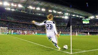 10 أهداف مذهلة تجعل ديفيد بيكهام احد افضل لاعبي كرة القدم في العالم