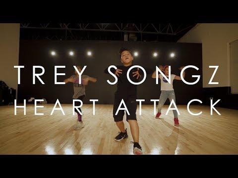 Trey Songz - Heart Attack   @mikeperezmedia Choreography
