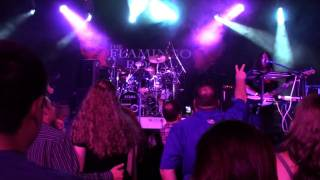 Subdivided - Red Barchetta into YYZ - The Flamingo Room - 07-16-11