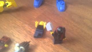 Лего гражданская война марвел 4