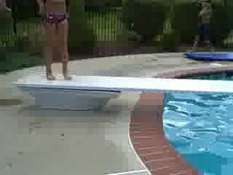 Swimming Pool Tricks Youtube