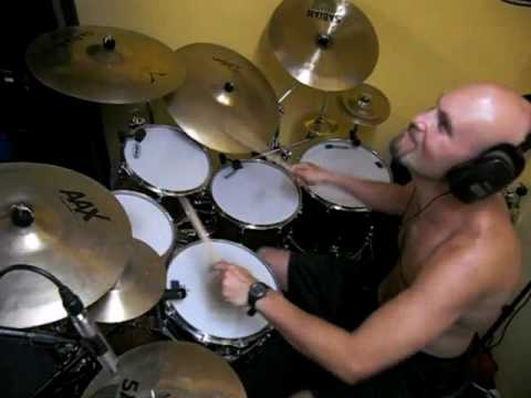 2 minutes to midnight - Iron Maiden (Drum Cover by Norman Cilento)