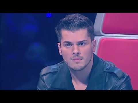 Melhores Audições Vencedores The Voice Portugal -2018