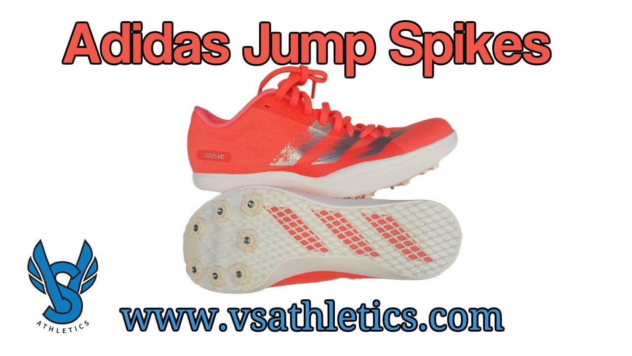 Adidas 2020 Track \u0026 Field Jump Spikes