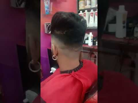 H A I R Cut New Look Men S Haircut Hairstyle 2018 Rocks Z Salon Youtube