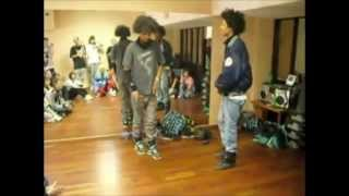 Les Twins Urban Dance