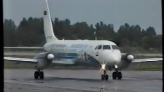 Ил-114 Аэропорт Хабаровск (RA-91002) 1998 год