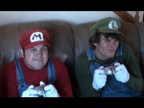 Games Are Our One Desire - We Didn't Start The Fire Billy Joel Parody (Stupid Mario Brothers)