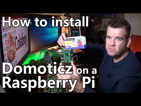How to install Domoticz on a Raspberry Pi, beginner and non boring