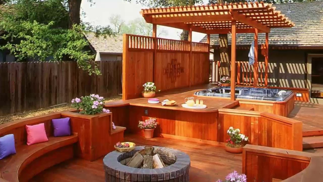 Modern Backyard Small Backyard Patio Ideas On A Budget ... on Backyard Patios On A Budget id=41136