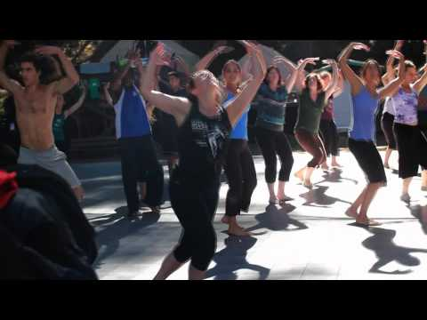 Afro-Brazilian Dance Workshop