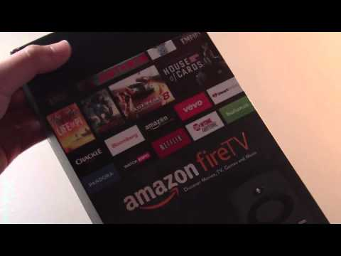 Amazon Fire TV Unboxing & Set Up