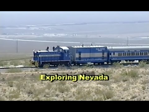 Exploring Nevada - Nevada State Railroad Museum Boulder City (Remake)