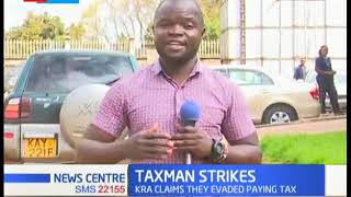 TAX EVADERS: Several contractors expected to be arraigned in court today on claims of tax evasion