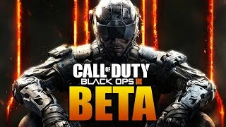 Call of Duty: Black Ops 3 Beta Team DeathMatch - Primera Partida En En Combine
