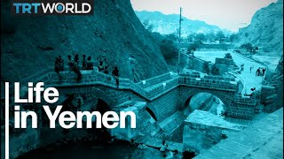 Life In Yemen: Aden's ancient cisterns crumbling, polluted