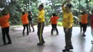 Gambar cover Arena Rambong line dance